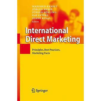 التسويق المباشر الدولي - مبادئ - أفضل الممارسات - Marketi