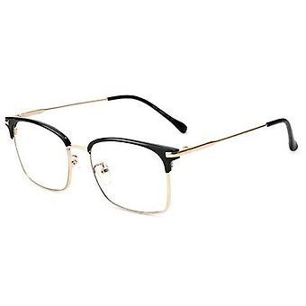 Anti blue light számítógép szemüveg szem törzs relief tr90 félkeret