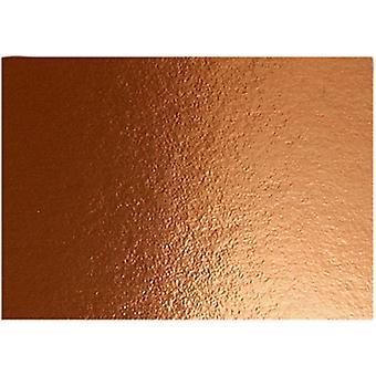 Metallic Foil Card A4 280g x 10 copper