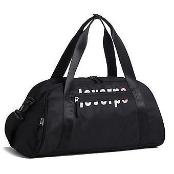 Waterproof Fitness Bag - Women Travel Hand Luggage Gym Bag