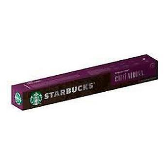 Coffee Capsules Starbucks Caff Vérone (10 uds)