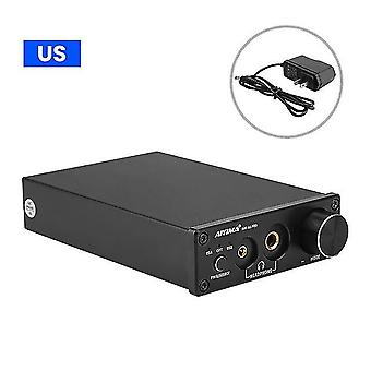 Aiyima a5 pro Kopfhörer Verstärker 24bit 192khz Hifi USB Dac Decoder Audio-Schnittstelle digitale optische koaxiale PC USB-Konverter