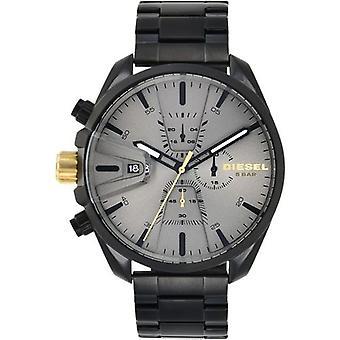 Diesel watch Chronograph Quarz Männer mit Edelstahl Armband DZ4474