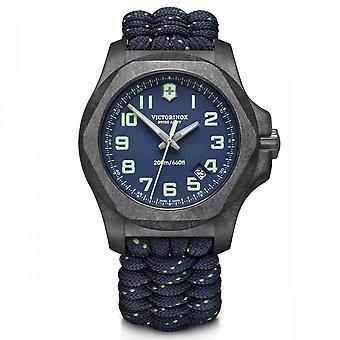 Victorinox I.N.O.X. Relógio Masculino em Paracord Azul