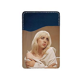 Billie Eilish Mobile Card Holder Adhesive Card Holder