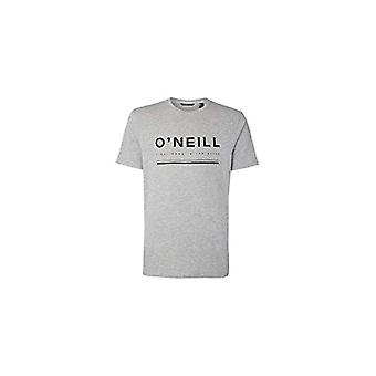 O'NEILL Lm Arrowhead - Men's, Men's, Men's, Short-Sleeved T-shirt, 0A2376, Grey (Silver Melee), XS
