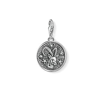 Thomas Sabo Medallion Pendant from Unisex Sterling Silver 925(15)