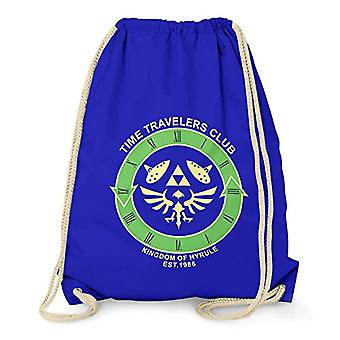 Texlab VEND-172008, Unisex Adult Sports Bag, Marine Blue, 38 cm x 42 cm