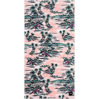 Slowtide Utriggare Beach Handduk i rosa