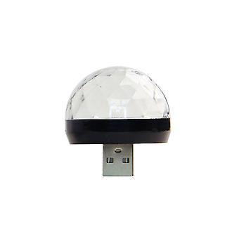 Portable Téléphone Portable Stage Lumières Mini Rgb Lampe de Projection