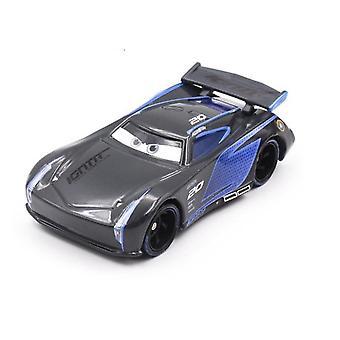 New Cars 3 Storm Jackson Racing Car Toy Model ES12841