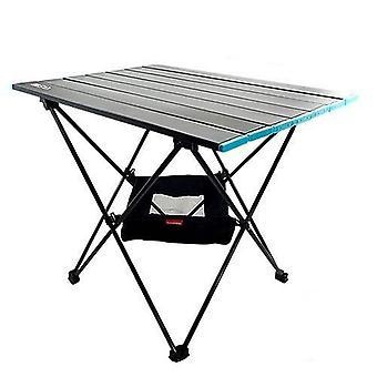 Alumiini roll-up leirintäalue pöytä