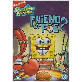 Spongebob Squarepants Friend Or Foe DVD