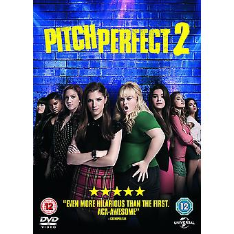 Pitch Perfect 2 DVD (2017)