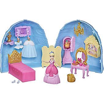 Disney Princess Tuhkimo Tarina Hame Leikkisetti