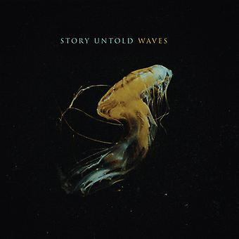 Story Untold - Waves [CD] USA import