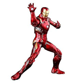 Avengers SuperHero Iron Man Action Figur 18cm Spielzeug