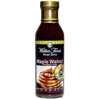 Syrup, Maple Walnut - 355 ml.