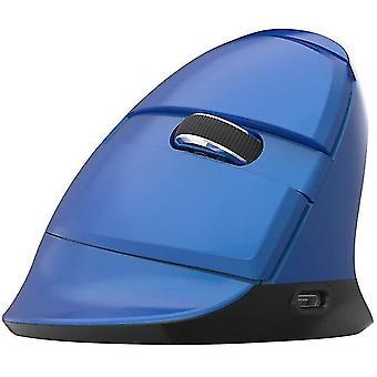 Bezdrôtová hra Mouse Vertical Ergonomic Myši (modrá)