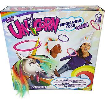 Cardinal unicorn magic ring toss game - jeu de lancement d'anneau magique cardinal licorne