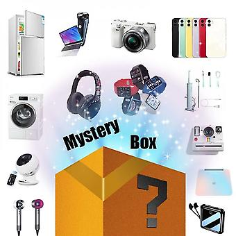 Lucky Gift Box Mystery Box Premium Electronic Product Lucky Mystery Box 100% Surprise Boutique 1  Item