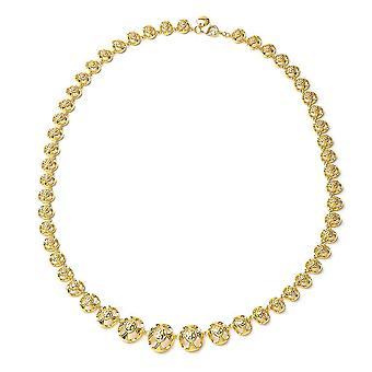 Rachel Galley Designer Necklace for Women Gold Plated Silver Gift for Her 20 ''