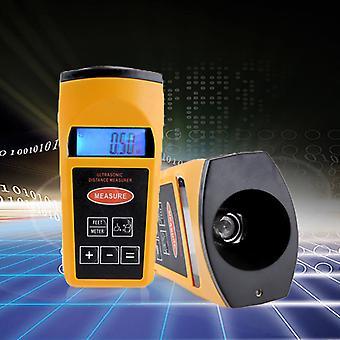 Infrarot Ultraschall Entfernungsmesser Laser Ausrichtungspunkt Tragbares Messgerät Ultraschall Füllstand