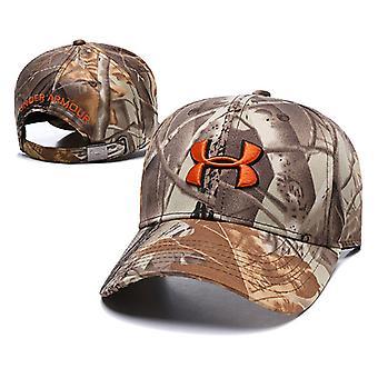 תחת שריון Mens כובע כובע מקומר מעוקל פסגת כובעים אביזרים