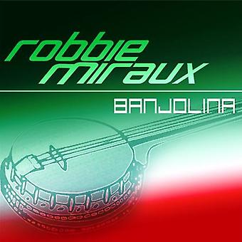 Robbie Miraux - Banjolina USA import