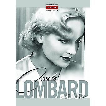 Carole Lombard: In the Thirties [DVD] USA import