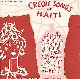 Kreolska låtar av Haiti - kreol låtar av Haiti [CD] USA import