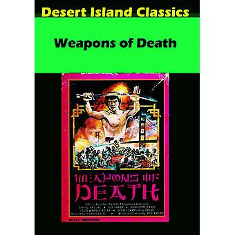 Weapons of Death [DVD] USA import