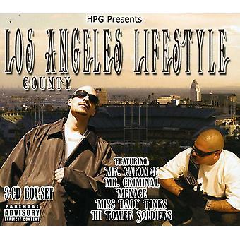 HPG presenterar - Los Angeles County livsstil (Box Set) [CD] USA import