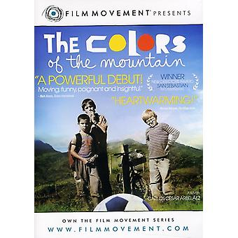 Colors of the Mountain [DVD] USA import
