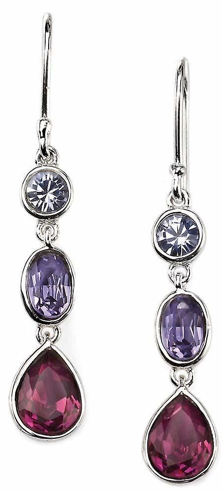 925 Silver Crystal Earring