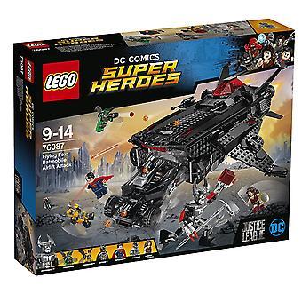 LEGO Super Helden 76087 Flying Fox: Batmobile Luftbrücke Angriff Spielzeug