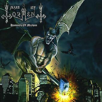 Maze of Torment - Hammers of Mayhem [CD] USA import