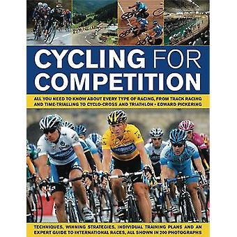 Radfahren für den Wettbewerb von Edward Pickering