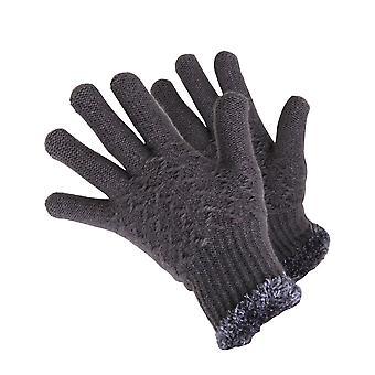 Foxbury レディース/レディース居心地の良い冬の手袋