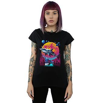 Vincent Trinidad vrouwen Rad Shark T-Shirt