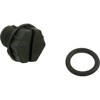 "Waterway 760-1201 0.37"" Drain Plug with O-Ring"