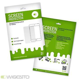 2 x protecteur d'écran pour Huawei Mediapad T3 8,0 pouces + chiffon à lustrer