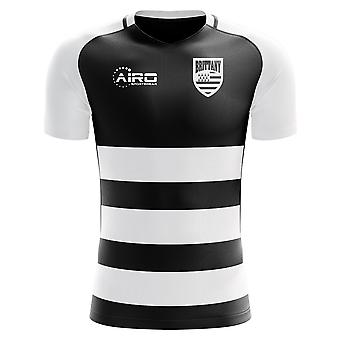 2018-2019 Brittany Home Concept Football Shirt