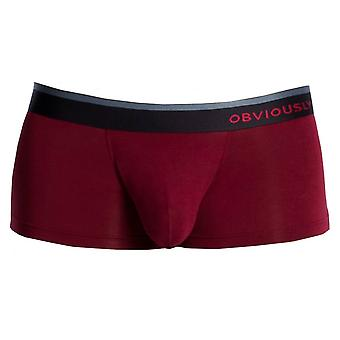Obviously PrimeMan AnatoMAX Trunk - Maroon Red