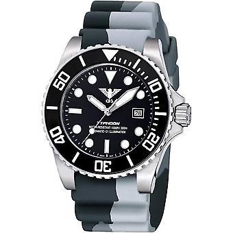 KHS menns klokke KHS. TYSA. DC1 automatisk, Diver ' s watch
