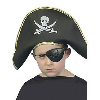 Pirate Captain Hat, One Size