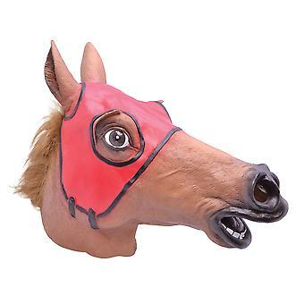 Maschera cavallo da corsa