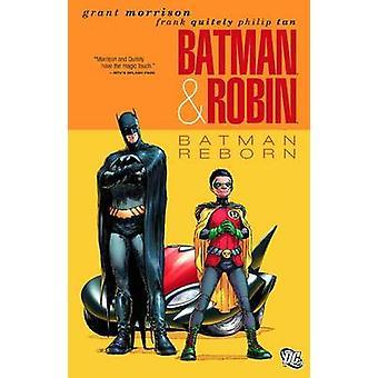 Batman e Robin - Volume 01 - Batman Reborn por Grant Morrison - Frank Q