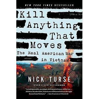 Doden alles wat door Nick Turse - 9781250045065 boek beweegt