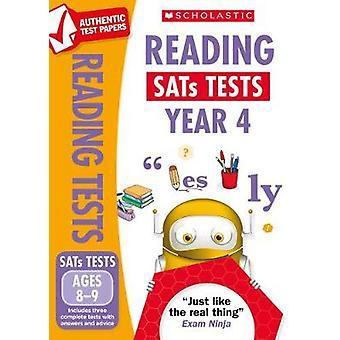 リーディング テスト - テスト - 年 4 9781407183053 本を読んで 4 年